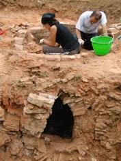 Gli scavi ad Alcamo Marina