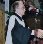 Il prof. Paolo Prodi