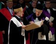 Inaugurato l'Anno Accademico 2011-2012. Laurea ad honorem per il Presidente Giorgio Napolitano - Foto Schiassi