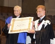 La laurea honoris causa in Scienze statistiche a Jean-Claude Trichet