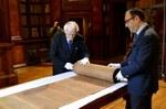 Il più antico rotolo della Torah, alla BUB
