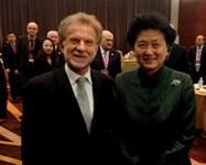 Il Rettore in Cina per la conferenza mondiale degli Istituti Confucio