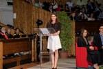 L'intervento di  Florence Rabier, Direttrice generale del Centro Meteo Europeo (Foto di Schiassi)