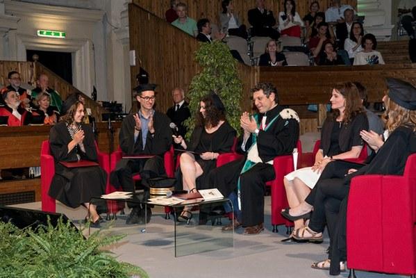 Parola ai Dottori di ricerca Unibo (Foto di Schiassi)