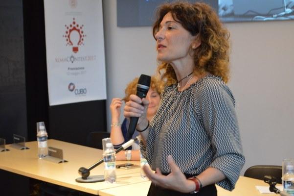 Rosa Grimaldi, delegata all'imprenditorialità e alle relazioni con le imprese UniBo