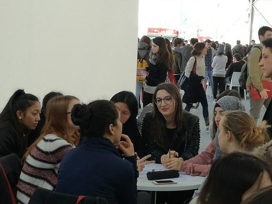 Studenti all'opera (1)