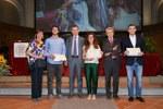 Gli studenti meritevoli in ambito accademico e sportivo - Foto Schiassi