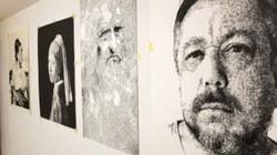 Il ritratto di Michele Della Ciana, studente Unibo iscritto all'ultimo anno della laurea magistrale in Fisica, inventore di Caravaggio