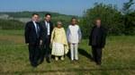 Consiglieri della Grameen Bank (Yunus) all'Università di Bologna
