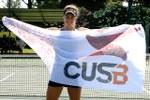 Camilla Abbate conquista la medaglia d'oro nel tennis