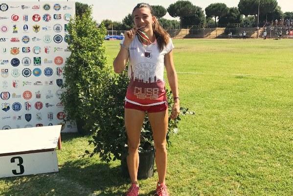 Argento nei 400 ostacoli per Lucia Quaglieri
