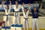Oro nel taekwondo per De La Rua (categoria 58 kg)