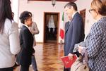 Visita all'Università del Rosario Colombia