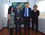 Visita all'Università Nazionale di Colombia