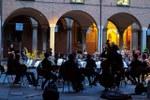 Concerto di inaugurazione in Piazza Scaravilli a cura del Conservatorio G.B. Martini - 15 giugno 2017