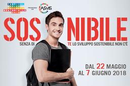 campagna del festival dello sviluppo sostenibile