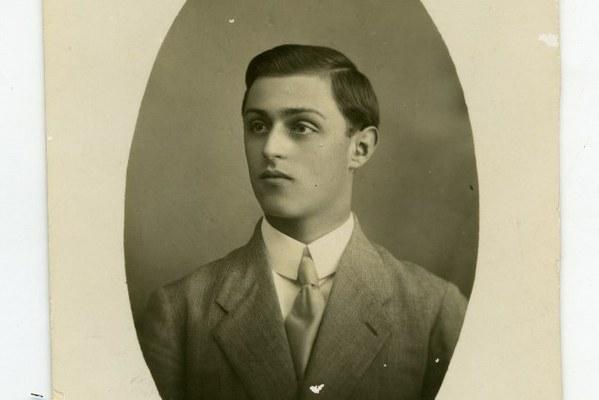 Serrazanetti Luigi (22/09/1897 - 29/04/1918) - Iscritto alla facoltà di Agraria, a.a. 1916-17 I anno