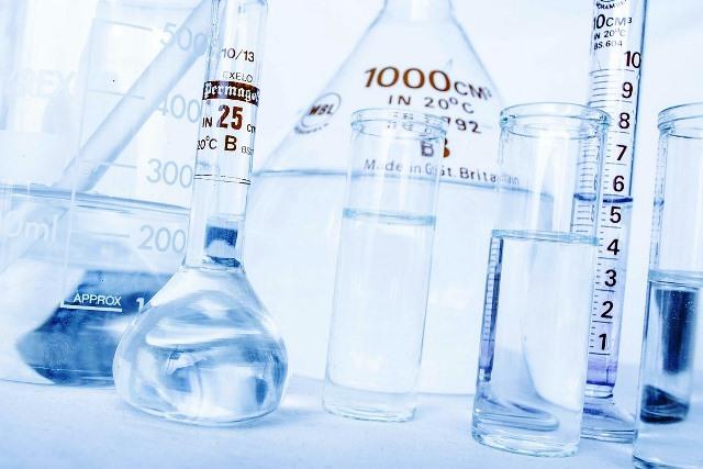 Strumenti per la chimica