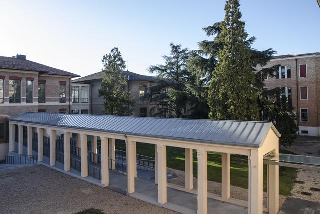 Ufficio Verde Pubblico Comune Di Forli : Inaugurate nuove opere al campus di forlì u2014 unibomagazine