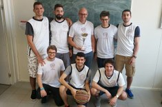 squadra di basket Automation Engineering