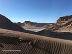 La Valle de la Luna, spettacolare luogo extraterrestre con le scure dune di sabbia vulcanica - Foto Riccardo De Luca, La Venta Esplorazioni Geografiche