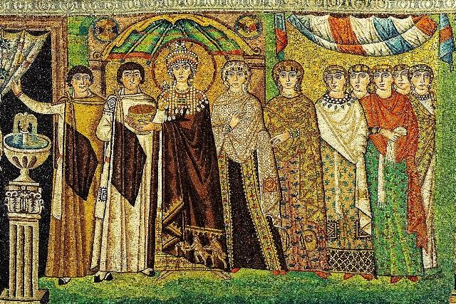 Il segreto dei mosaici di Ravenna